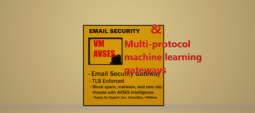 The AVSES multi-protocol machine learning engine by Rock Silo Data Company
