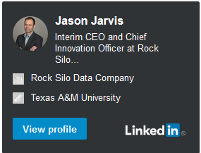 Connect with Jason Jarvis on LinkedIn